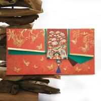 봉황자수 봉투 용돈봉투 FB105-1