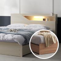 넉다운 DM118 침대 Q LED조명