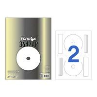폼텍 CD/DVD 라벨/CL-3642AP