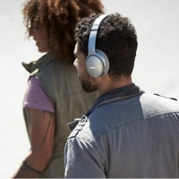 보스 QC35 Noise Cancelling Wireless 헤드폰