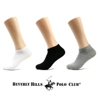 [비버리힐즈폴로클럽]남성용 스니커즈 발목양말 5족
