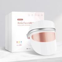 벨라페이스 3컬러 LED마스크/눈마사지 겸용/미백/톤업