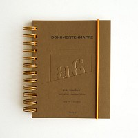 a6 - Document holder