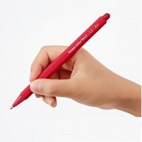 [KOKUYO] 초등학생을 위한 1.3mm 컬러 연필식 샤프연필-일본 고쿠요 쥬니어펜슬-Red HC262