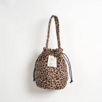 Strap Bucket Bag (Leopard) - P005B_LP