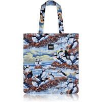 nother Puffin Flat Tote Bag / 나더 퍼핀 플랫 토트백