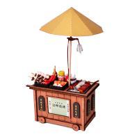 [adico]DIY 미니어처 우드 포차 - BBQ