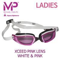MP 마이클펠프스 엑시드 핑크랜즈 WHITE & PINK