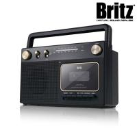 브리츠 휴대용 라디오 카세트 플레이어 BZ-RT3800 (AM,FM 라디오 / AUX 외부입력)