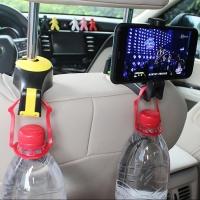 이지투핏 차량용 뒷자석  스마트폰 거치 N 멀티후크
