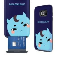 보그젤 블루: 메밀군케이스 정품 도깨비 카드슬롯