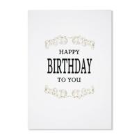홀마크 생일 축하 카드(생일축하)-KED2179