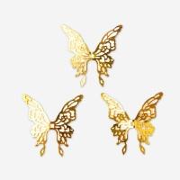 [인디고샵] 나비 펜던트 소 (3개)
