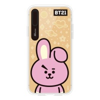 BT21 iPhoneX 쿠키 미러 라이팅 케이스 (Hybrid)
