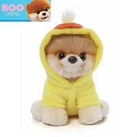 월드넘버원 노랑옷 부 강아지 인형-4050492