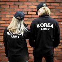 ROKA 로카 후리스 2size 군인 군대 코리아아미 플리스