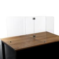 식당 칸막이 4인용 책상 가림막(1150*600mm)