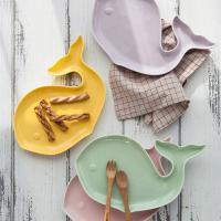 [필하임] 파스텔 고래랑접시(4color)