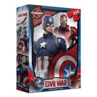 마블 시빌워 퍼즐 300피스 아이언맨 VS 캡틴 아메리카 직소퍼즐