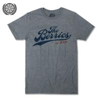 [THE BERRICS] PEPPER S/S (Heather Grey)