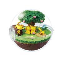 리멘트 포켓몬 테라리움 컬렉션 DX 양지 숲의 피카츄