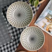 일본식기 노자와 공기대접 세트