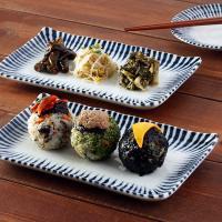 일본식기 야나기 사각접시