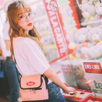 [데이라이프]DAYLIFE 미니미 크로스백 (핑크)