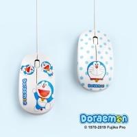 도라에몽 LED 유선 마우스 DM-208