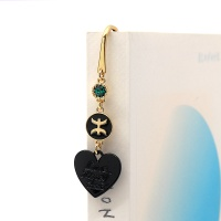 [선물포장] 탄생석 + 별자리 북마크 블랙