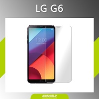 LG G6 전용 지문방지 항균 액정보호필름