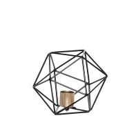 [hubsch]Lantern black brass 디자인캔들홀더670101
