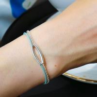 i_b31 - chain & rope bracelet