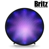 브리츠 휴대용 LED 블루투스4.0 스피커 BZ-L7300 LUNA (통화+음악 / 마이크 내장 / 10가지 LED조명 / 외부입력 AUX 단자 / USB충전)