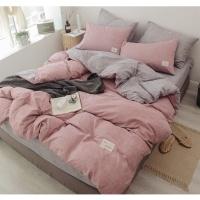 [클라모프] 샌딩 베이직 침대커버 세트 Q