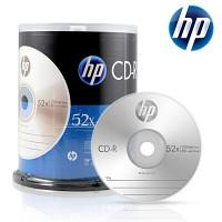 HP 공CD-R 700MB 52x 케익 100장