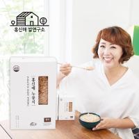 [홍신애쌀연구소] 현미 누룽지240g x 3개