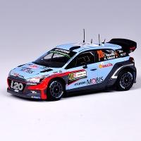 [현대] 1:43 2016 I20 WRC(77129)