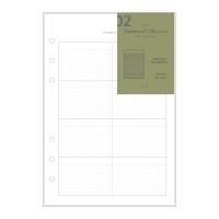 Der reisende 6h Refill - 2.Weekly Planner