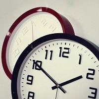 비비드벽시계(2COLOR)