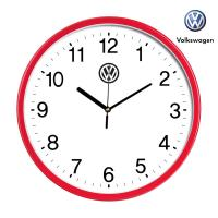 폭스바겐 저소음 인테리어 벽시계 VW300MTED-RD