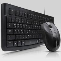 마우스와 키보드를 한번에 유선키보드 세트 CH1521151