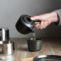 킨토LT 컵&소서블랙