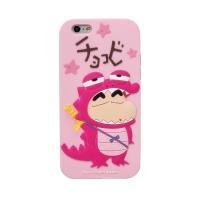 짱구 입체 실리콘 시리즈 - 핑크 초코비
