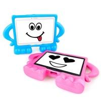 갤럭시탭4 10.1 레고캐릭터 어린이안전 에바폼케이스