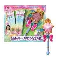 시크릿쥬쥬 별의여신 요술봉 마법장갑세트