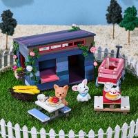 [리얼브릭]DIY 미니어처 집 만들기-스토어 하우스