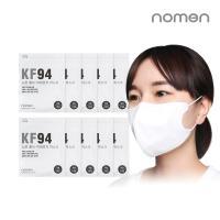 [노먼]황사 방역마스크 KF94(3매입) 10세트 (총30개)