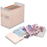 나카바야시 6분류 칸칸 서류보관함-나게코미 박스 F6