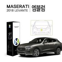 마세라티 2018 르반떼 엠블럼 보호필름1매(HS1764620)